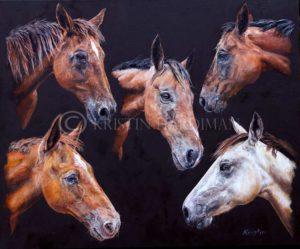 Renee's Horses