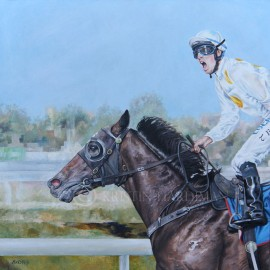 Tommy Berry and Vancouver – 2015 Golden Slipper