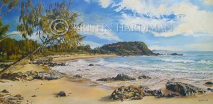 After the Storm III – Scotts Head