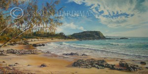 After the Storm II – Scotts Head