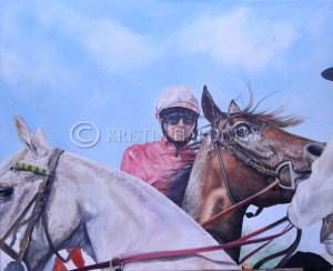 A Day at the Races – Finalist 2012 Sir John Sulman Art Prize