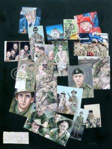 Postcards of War